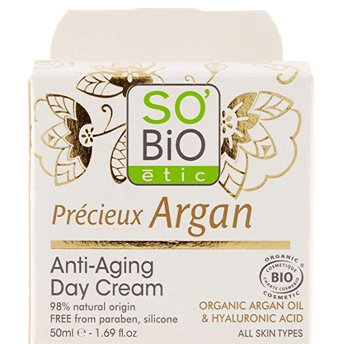 SO'BiO étic-Precieux-Argan-Creme